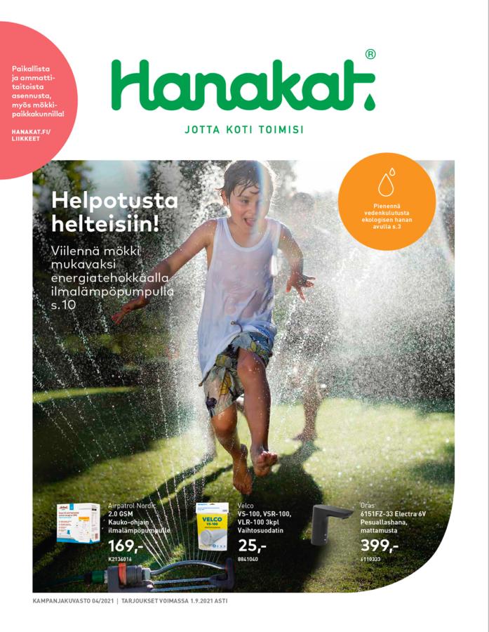 Hanakat kuvasto, PTA-Putki Oy, Kangasniemi